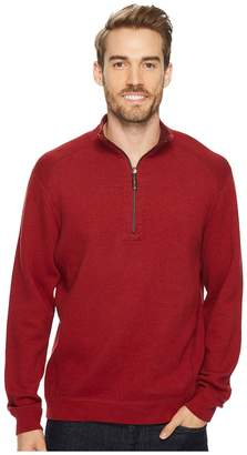 Tommy Bahama Reversible Flip Side Classic 1/2 Zip Pullover Men's Clothing
