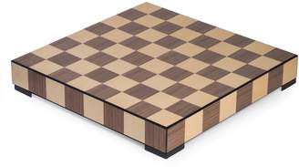 Bey-Berk Bey Berk Chess and Checkers Set with Storage Drawer