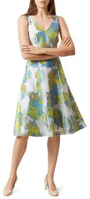 HOBBS LONDON Taryn Dress $375 thestylecure.com