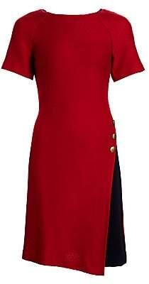 St. John Women's Refined Texture Knit Dress