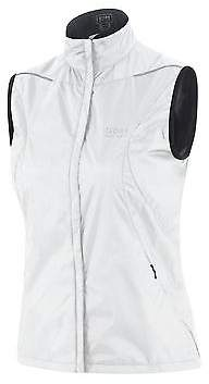 Gore Womens Ladies Vest Bike Path Full Zipped Front High Neck Outdoor Wear