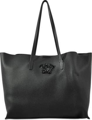 Versace Vitello Tote Bag $1,139 thestylecure.com