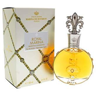 Marina de Bourbon Princesse Royal Marina Diamond By Princesse for Women - 3.4 Oz Edp Spray