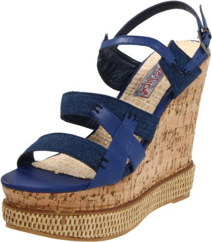 Two Lips Women's Beserk Slingback Sandal
