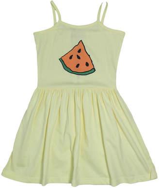 MIO Mi & O Watermelon Square Neck Dress