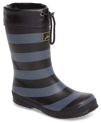 Joules Winter Waterproof Rain Boot (Toddler, Little Kid & Big Kid)
