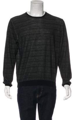 Lanvin Striped Knit Sweater