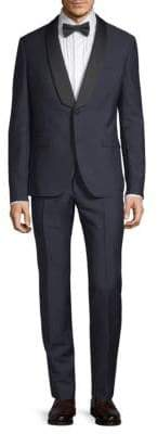 Valentino Shawl Lapel Suit