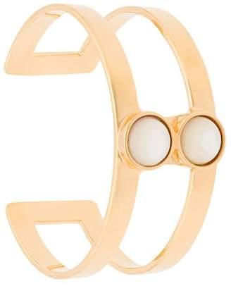 Lizzie Fortunato petite t-bar cuff bracelet