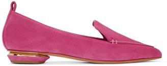 Nicholas Kirkwood Pink Beya Loafers