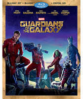 Disney Guardians of the Galaxy Blu-ray 3D Combo Pack