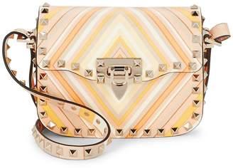 Valentino Women's Studded Leather Shoulder Bag
