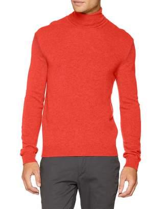 Benetton Men's Turtle Neck Sweater Jumper