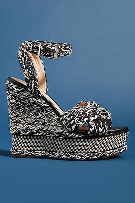 Schutz Gysa Wedge Sandals