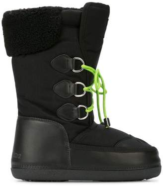 DSQUARED2 tall padded boots