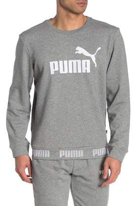 Puma Amplified Crew Neck Sweatshirt