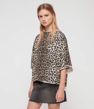 AllSaints Leap Mila Sweatshirt