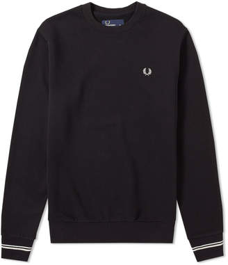 Fred Perry Authentic Crew Sweat