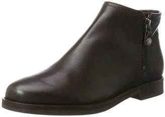Geox Women's Promethea 20 Ankle Bootie, Coffee/Coffee, 36 EU/6 M US