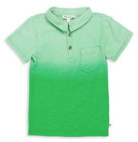 Little Boy's & Boy's Cotton Polo $40 thestylecure.com