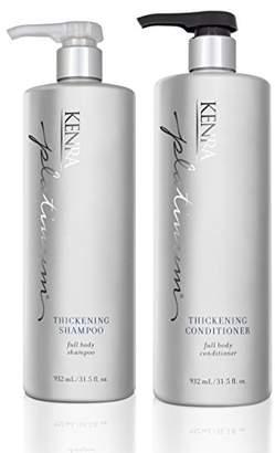 Kenra Platinum Thickening Shampoo and Conditioner Set