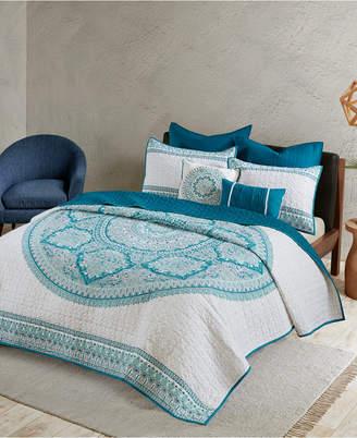 Urban Habitat Coletta Cotton 7-Pc. King/California King Coverlet Set Bedding