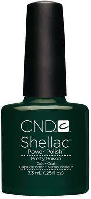 CND Nail Products Shellac Power Polish Color Coat