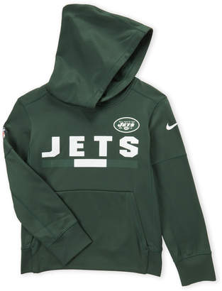 (Boys 8-20) Green New York Jets Hoodie