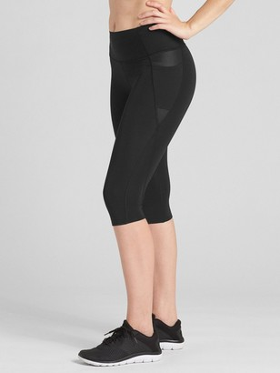 Gap GapFit High Rise Crop Leggings in Sculpt Revolution