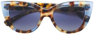 Valentino Eyewear Garavani cat eye sunglasses