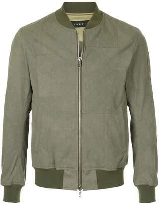 Roar zipped bomber jacket