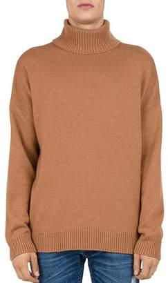 The Kooples Wool & Cashmere Turtleneck Sweater