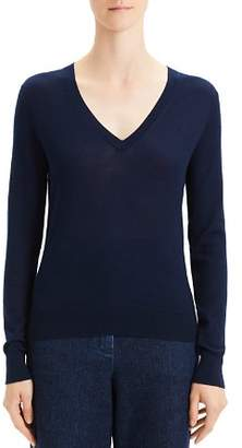 Theory Slim V-Neck Sweater