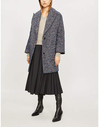 Zadig & Voltaire Mika wool-blend coat