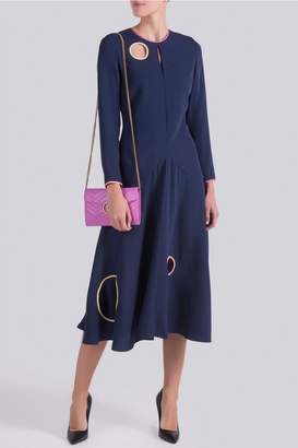 Roksanda Mira Long Sleeve Dress