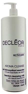 Decleor NEW Aroma Cleanse Essential Cleansing Milk (Salon Size) 1000ml Womens