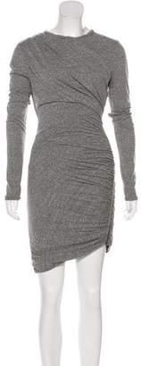 Pam & Gela Long Sleeve Knee-Length Dress w/ Tags