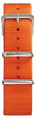 Oxygen Unisex Orange Nylon Buckle Pin of 20cm