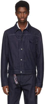 Missoni Blue Denim Trucker Jacket