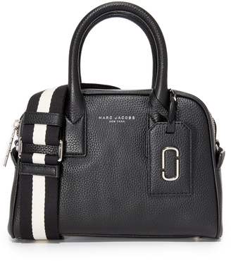Marc Jacobs Gotham Small Bauletto Bag $450 thestylecure.com