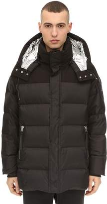 Moose Knuckles NIAKWA NYLON DOWN JACKET