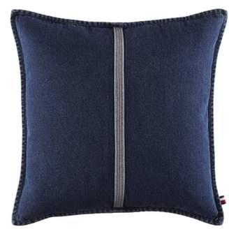 Tommy Hilfiger Selvage Stripe Denim Accent Pillow