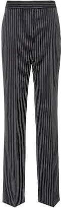 Stella McCartney Pinstriped wool trousers