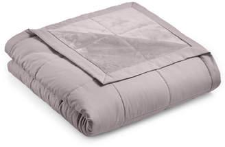 Martha Stewart Collection Down Alternative Reverse to Plush Twin Blanket