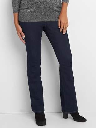 Gap Maternity Full Panel Perfect Boot Jeans