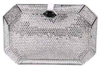 Judith Leiber Crystal Embellished Clutch