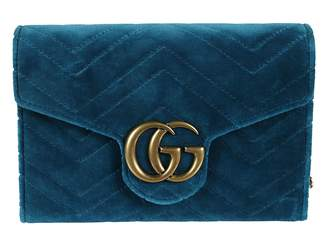 Gucci Gg Marmont Chained Wallet
