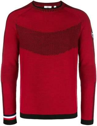 Rossignol crew neck sweater