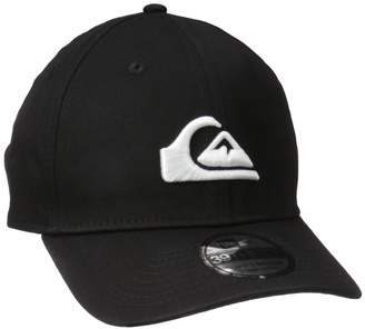 Quiksilver Men's Mountain and Wave Black Hat
