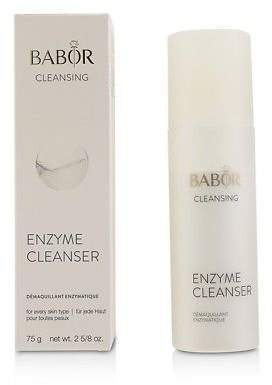 Babor NEW CLEANSING Enzyme Cleanser 75g Womens Skin Care